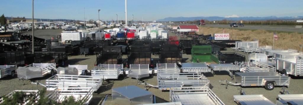 Signal Trailer Service of Everett, Washington